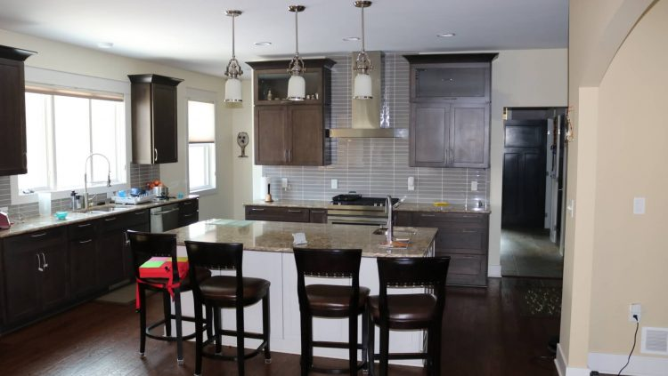 Caledonia Kitchen Remodel