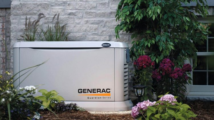 East Grand Rapids Generator Installations
