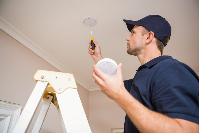 Carbon Monoxide Alarm System Services in Grand Rapids